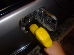 ガソリンの給油の量をちょっと多くする裏ワザ!